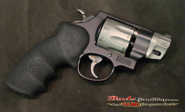 used Smith & Wesson 327PD