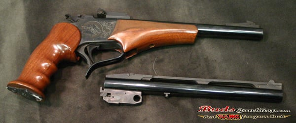 Used Thompson Center Contender 357 Max 410 45