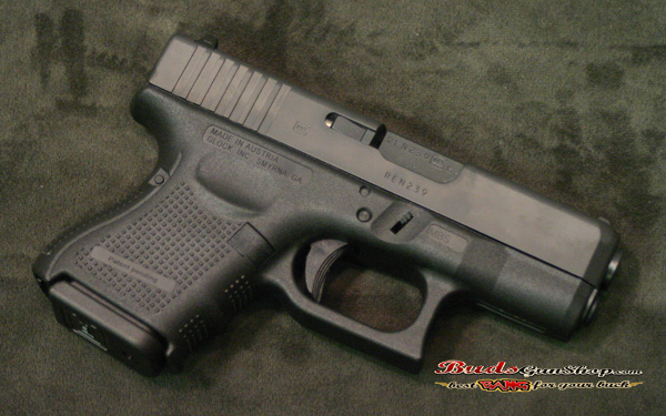 used Glock 26 Gen 4 9mm $402.00