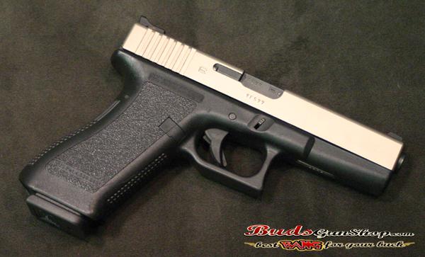 used Glock 17 NP3 Slide