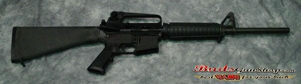 used Bushmaster XM15