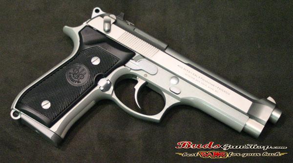 used Beretta 92FS Inox Early