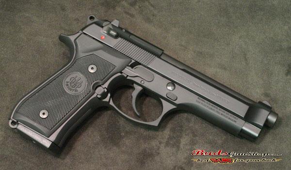 used Beretta 92FS 9mm