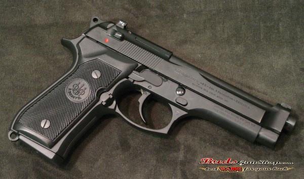 used Beretta 92 Brigadier