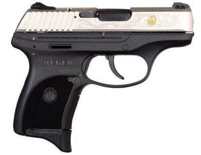 ruger lc9 tg 9mm engraved with gold ruger emblem 416 00