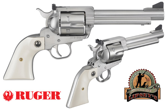 RUGER FLAT TOP 45LC/45 ACP SS/IVORY-LOOK GRIPS 5 5