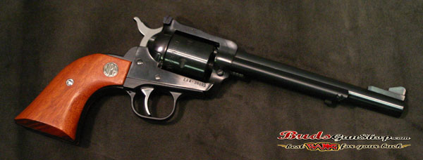 ruger single six 17 hmr review