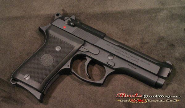used Beretta 92FS Type M Compact