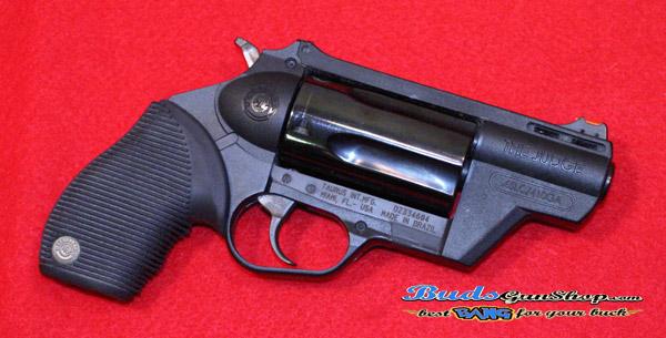 used Taurus PUblic Defender Poly 4410