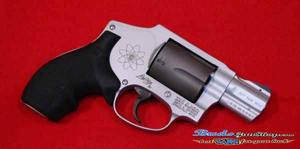 used Smith & Wesson 340SC  357 Airlite