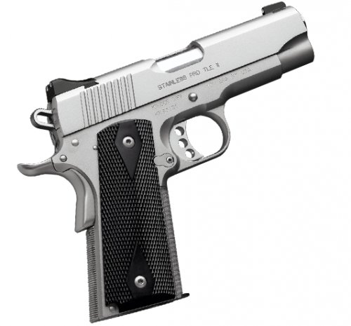 Kimber 3200238 Stainless Pro TLE II 7+1 45ACP 4