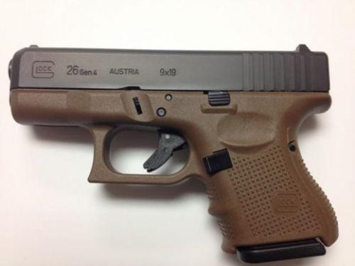 Glock 26 Gen 4 Fde 9mm 10+1 Fs