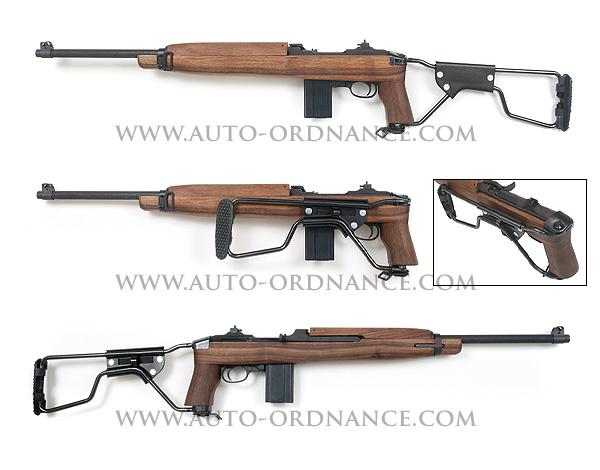 3f89d767299da2 Auto Ordnance M1 Carbine Folding Stock