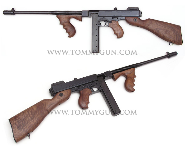 Thompson T1 1927A1 Deluxe 45ACP