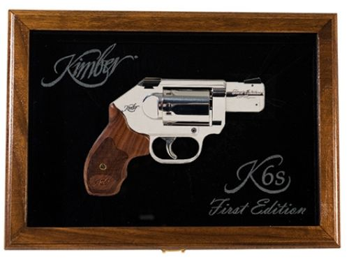 Kimber K6S First Edition  357 Mag 3400001