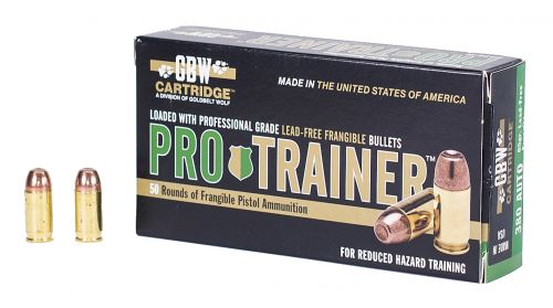 Legend Ammo Pro Trainer .380 ACP 65gr frangible