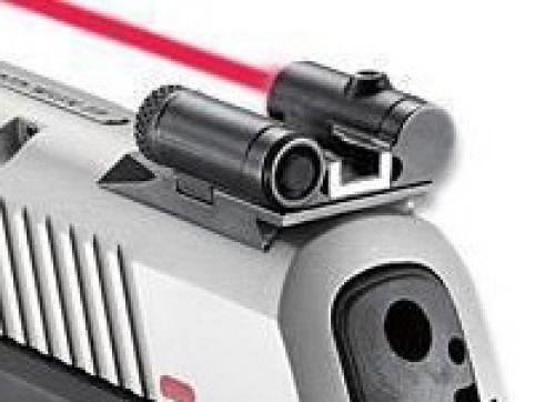 Ruger Sr9 Laser Sight: Low Profile Laser Sight With