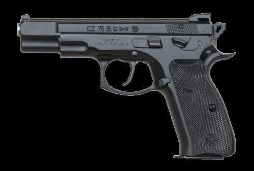 CZ 75 B Omega 9mm Black 16rd