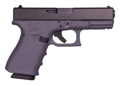 Glock 19 RTF 9mm 15+1 Gray Frame $469.00