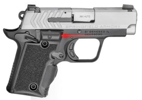 Springfield 911 380 Stainless Red Laser 2 7 7+1