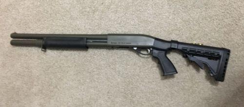 Used Remington 870 Police Magnum 12ga Kicklite Stock