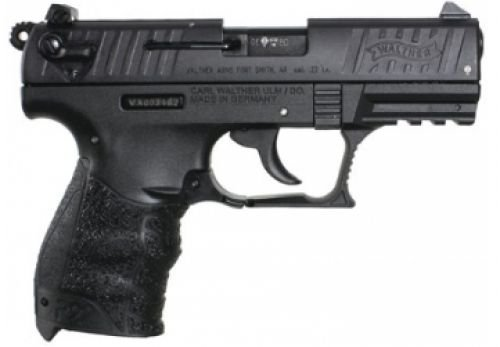 Walther Arms P22Q Single/Double Action .22 LR 3.42 10+1