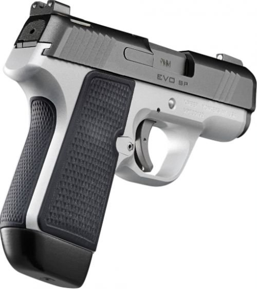 Kimber EVO SP 9MM 3 16in  Two-Tone 7Rd