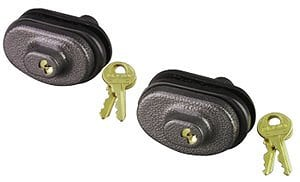 Master Lock Keyed Alike Trigger Gun Lock 2 Pack - 90TSPT