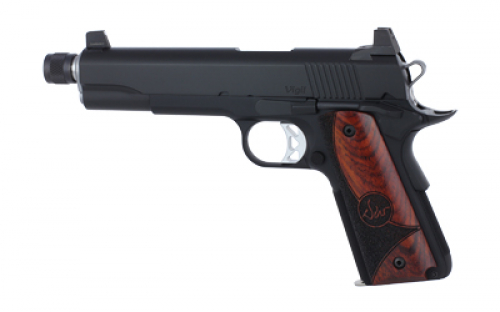 D WES VIGIL 9MM 5.75 Black SR 10RD