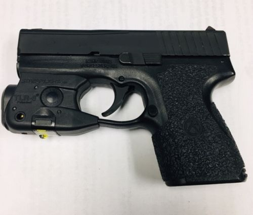 Used Kahr PM9 9mm w/Streamlight TLR-6