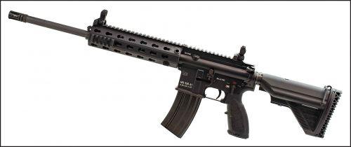 Used HK MR556 A1 5 56
