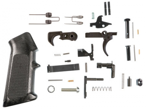 M&P Accessories 1085634 AR Lower Parts Kit AR-15