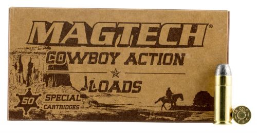 Magtech 45 Long Colt 200 Grain Lead Flat Nose 50rd box