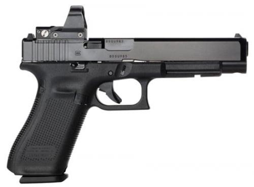 Glock G34 G5 9MM 17+1 5 3