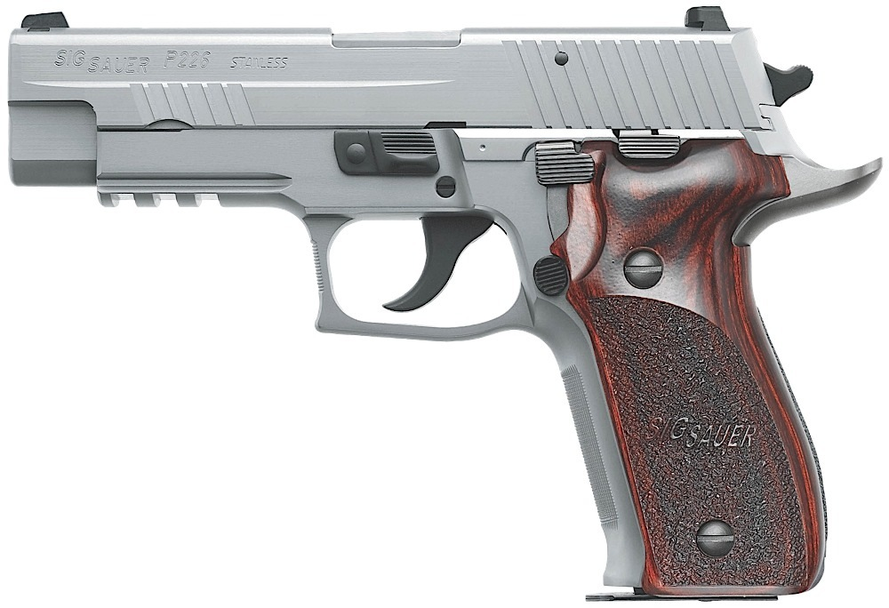 Sig Sauer E26R-9-SSE P226 Elite Stainless 15+1 9mm