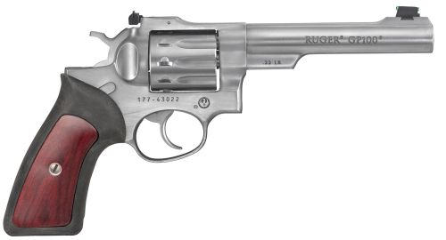 Ruger GP100 22LR 5 5 AS WD/SS