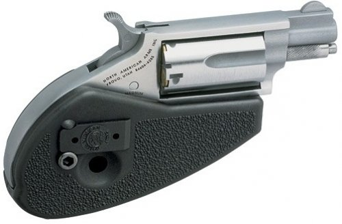 NAA NAA-22MS-HG Mini-Revolver 5RD 22MAG 1 125