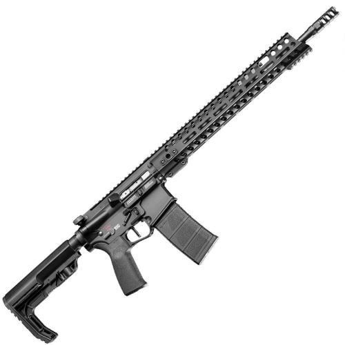"POF USA Renegade Plus Semi Auto Rifle .300 AAC Blackout 16.5"" Barrel 30 Rounds Direct Gas Impingement System M-LOK Rail Matte Black Finish 847313014429"