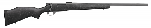 """Weatherby Vanguard Back Country Bolt Action Rifle .300 Win Mag Remington 3 Rounds 26"""" Barrel Synthetic Stock Matte Blued Finish"""