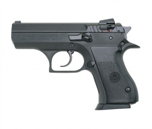 Magnum Research Baby Eagle II Compact Pistol 9mm 3.6in 12rd Black BE9912RB 761226084297