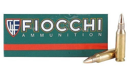 Fiocchi 308 Winchester 150 Grain Full Metal Jacket Boat-Tail