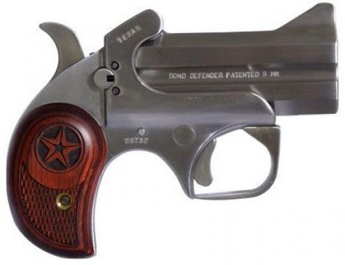 Bond Arms BATD22LR Texas Defender 2RD 22LR 3