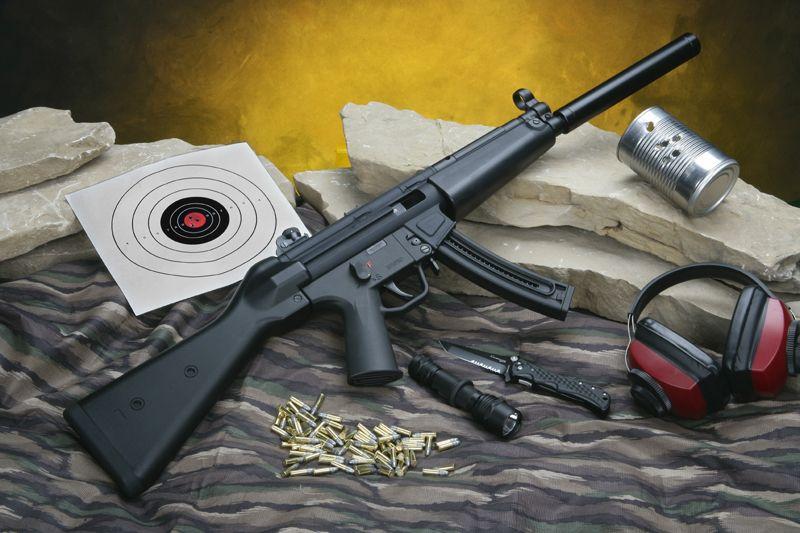ATI GSG-5  22LR Rifle