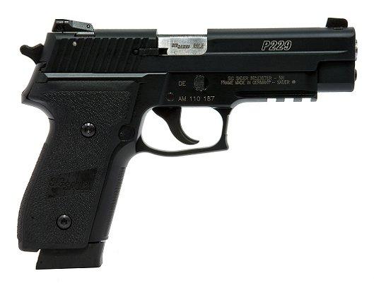 Sig Sauer P229 E2 Pistol .22 LR 4.5in 10rd Black 229R-22-BAS