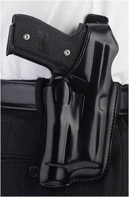 Galco Leather Belt Holster For Colt 5