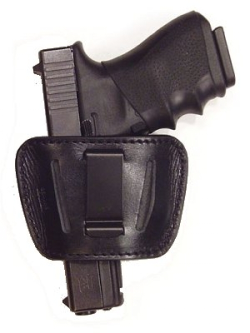 Personal Security Products Black Belt Holster For Medium/Lar