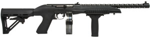 Puma 50 + 1 .22 LR  w/Black Synthetic Stock - PPS22WC50