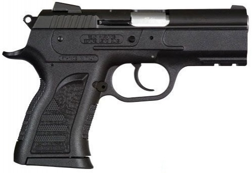 EAA 999063 Witness Polymer Compact 12+1 10mm 3 6