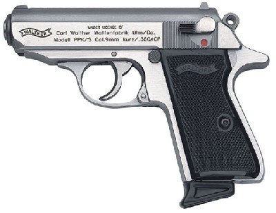 walther ppk s 380acp stainless 7 round 532 00