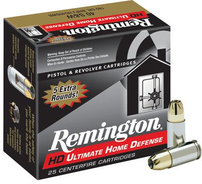 Remington Ammunition HD 45 Automatic Colt Pistol